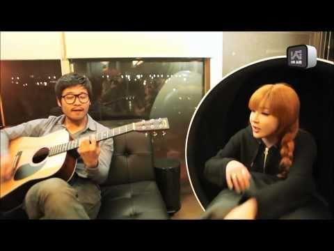 Park Bom (2NE1) - You And I (Live Acoustic)