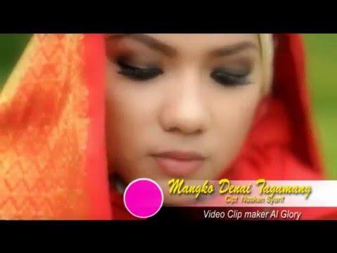 Lagu Minang DIAH MAISA (HQ) -  MANGKO DENAI TAGAMANG - Video klip Al Glory ( Video Minang Jernih)