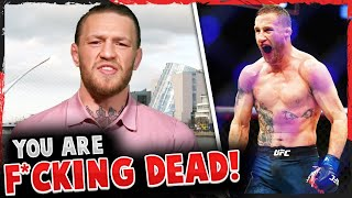 Conor McGregor GOES OFF on Justin Gaethje for criticizing him as a father, TRASHES Khabib and Tony