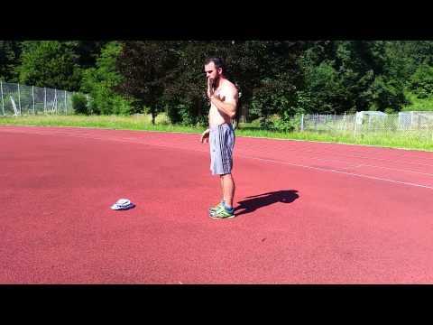 Najbolj pogosta tekaška napaka - položaj račke pri teku