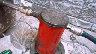Коптильня холодного копчения.Дымогенератор.(Все своими руками и без затрат., 2015-09-26T11:09:52.000Z)