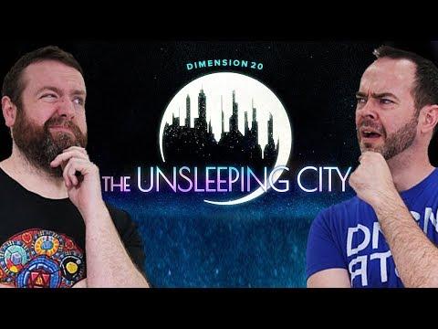 MODERN D&D?! | Dimension 20: Unsleeping City Review | Bonus Video | Web DM