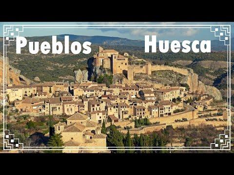 Pueblos más Bonitos de Huesca: Alquézar, Roda de Isabena y Montañana   Huesca 1# España