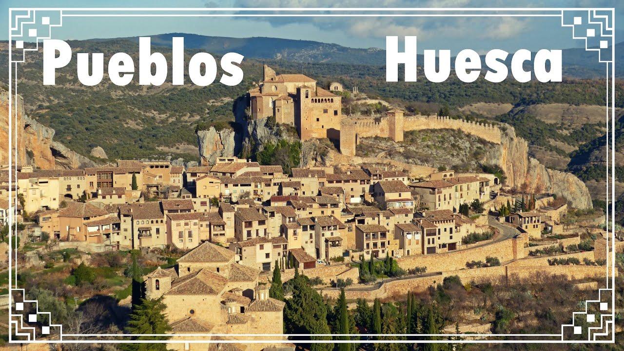 Pueblos m s bonitos de huesca alqu zar roda de isabena y for Oficina de turismo huesca