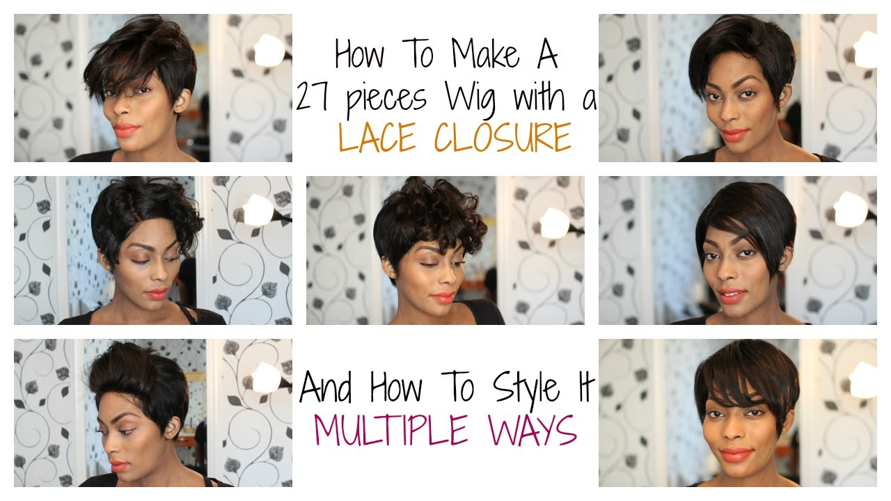 Hair how to make a 27 pcs pixie wig with a lace closure youtube hair how to make a 27 pcs pixie wig with a lace closure pmusecretfo Choice Image
