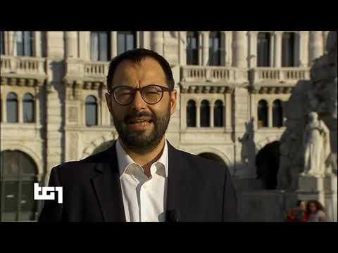 Stefano Patuanelli intervistato al TG1 6/06/2020