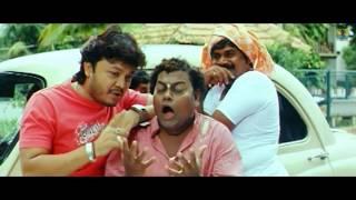 Sangama - Straight Forward Saadhu | Golden Star Ganesh Comedy Movie Scene