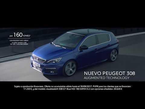 Anuncio Peugeot 308 2018