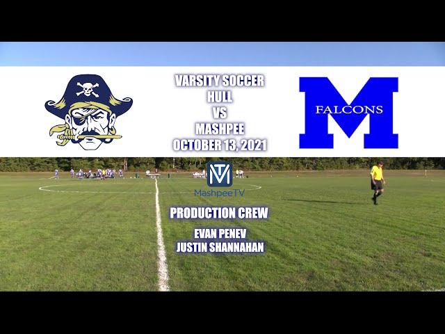 Soccer - Mashpee vs Hull 10-13-21