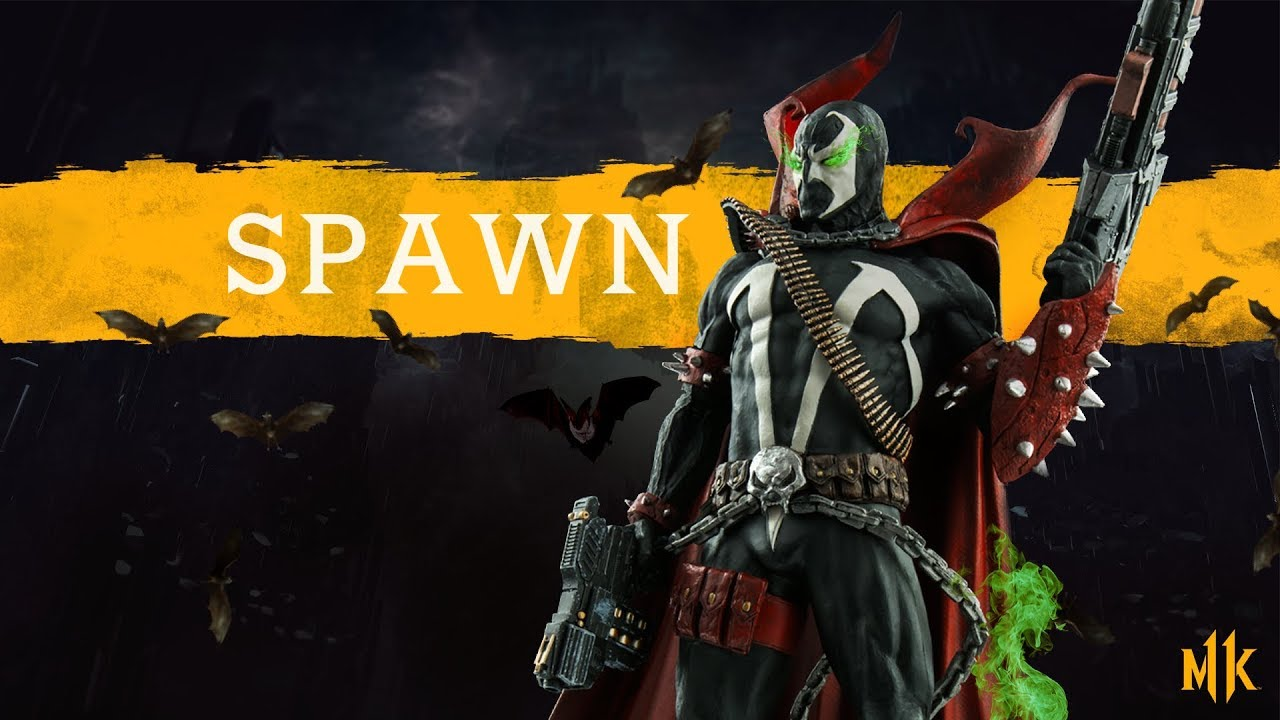Spawn MK 11 DLC Leaked - YouTube