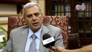 أخبار اليوم | جابر نصار: نجحنا في محاربة المخدرات لطلاب جامعة القاهرة