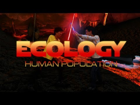 Ecology -  Human Population