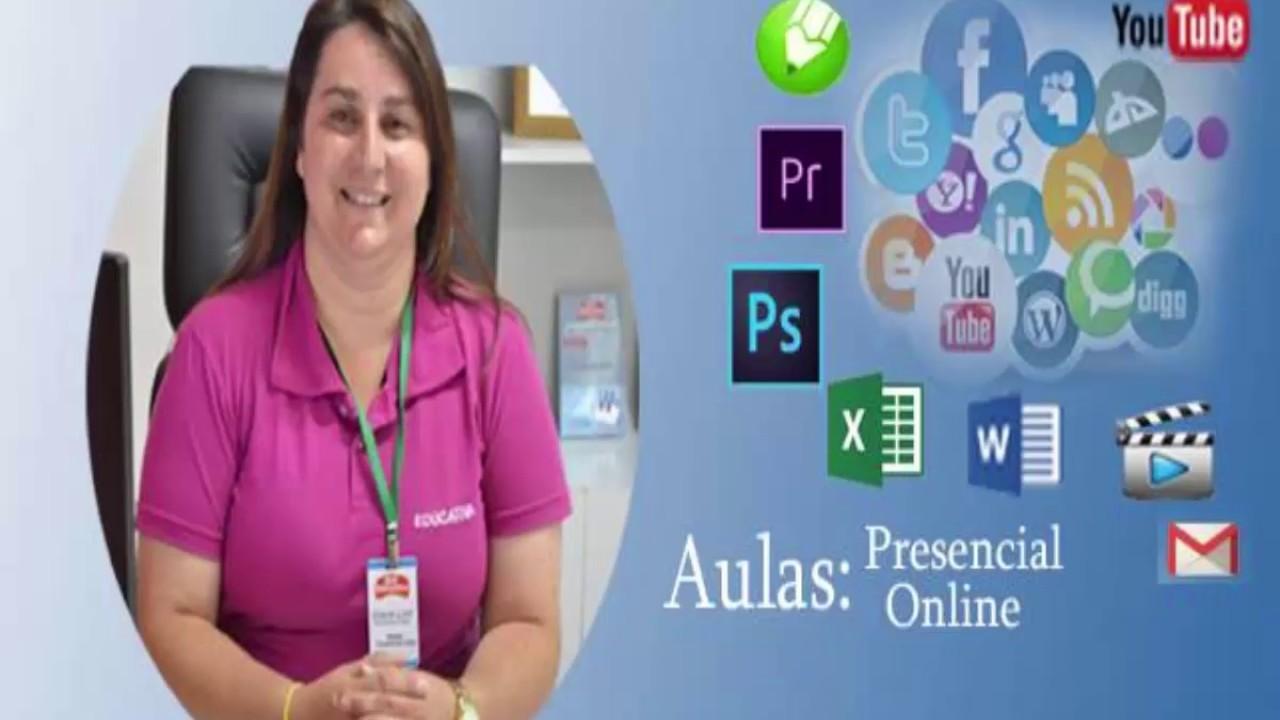 aprenda excel online