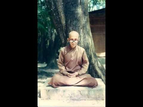 001 - 08 Song khong dau kho, Thay ke ve 1 phan qua trinh tu tap cua Thay