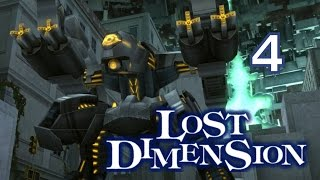 Lost Dimension PS3 / PS Vita Let's Play Walkthrough 4 - Deadly Threat And Reconnaissance