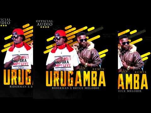 Riderman- URUGAMBA Rmx feat Bruce Melodie