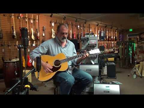 Martin M-36 Acoustic Guitar - Chicago Music Store, Tucson, AZ