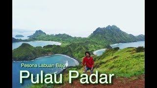 pulau padar labuan bajo pesona surga di nusa tenggara timur indonesia