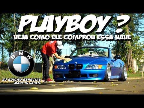 O ANTIGO DONO NÃO SABIA! BMW Z3 SÉRIE ESPECIAL 15 ANOS IMPORTADA DO JAPÃO