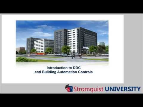 Live P1: Intro to DDC and Building Automation Controls