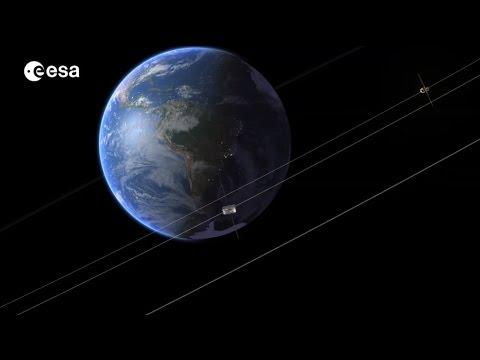 Galileo satellites recovered