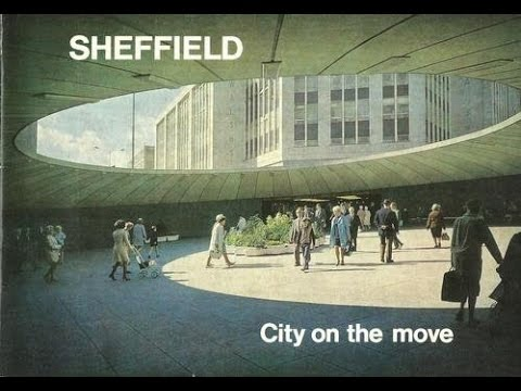 Sheffield - City on The Move