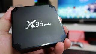 aNDROID TV BOX X96   REVIEW ANDROID TV BUAT LEBARAN #WKcollab