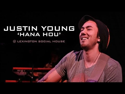 "Justin Young - ""Hana Hou"" at Lexington Social House"