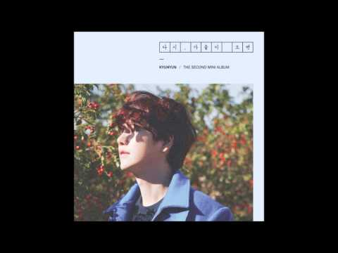 Kyuhyun - The 2nd Mini Album 'Fall, Once Again' [Full Album]