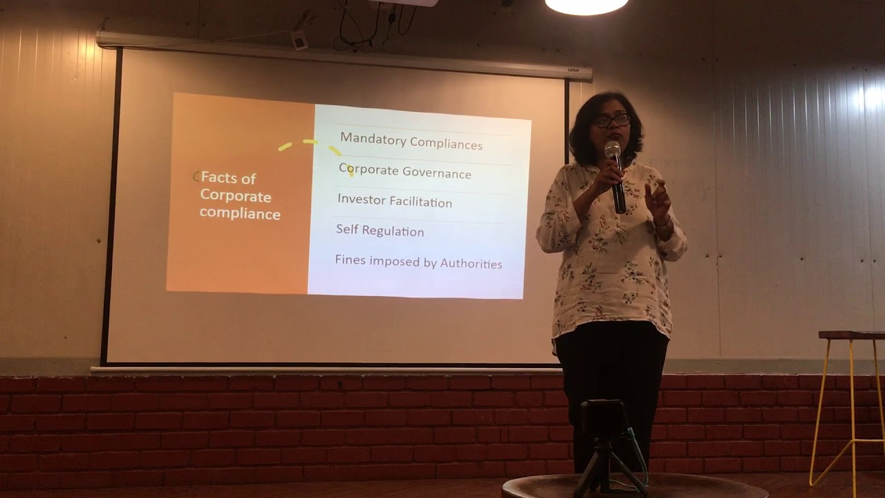 Entrepreneurly event in Bangalore on legal compliances for Startups