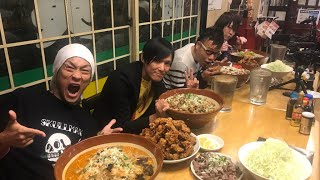まなどら大食いデカ盛り会in二代目蝦夷 thumbnail