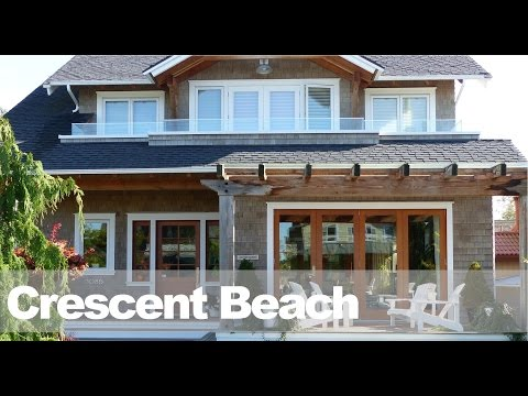 Crescent Beach Neighbourhood - South Surrey BC ( White Rock ) + homes for sale in right NOW.