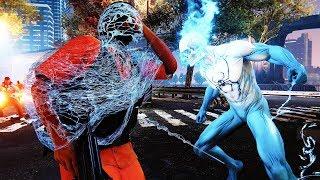 Spider-Man PS4 - Spirit Spider Brutal Combat, Stealth & Free Roam Gameplay