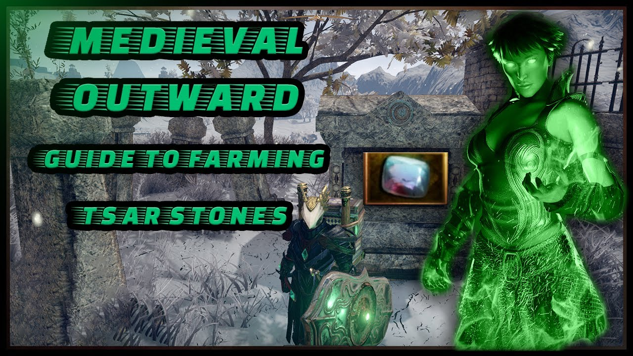 Outward Guide - How to Farm Rare Tsar Stones Every Week FREE (High Quality  Armor/Weapons) (1080p)
