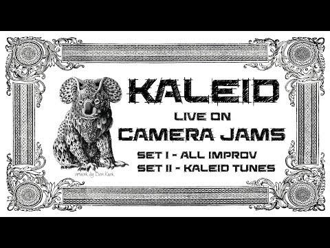 Week #61 - 03/19/19 - Kaleid Artist Session