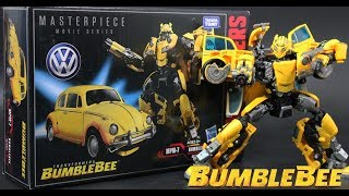 "[Unboxing]Transformers MPM-07 Movie Masterpiece ""BumbleBee"" (2018)"