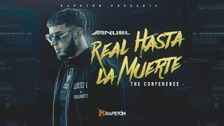 Anuel AA - Real Hasta La Muerte/The Conference (Short Film)