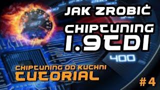 CHIPTUNING 1.9TDI Jak zrobic? - TUTORIAL | #Chiptuning od kuchni 4