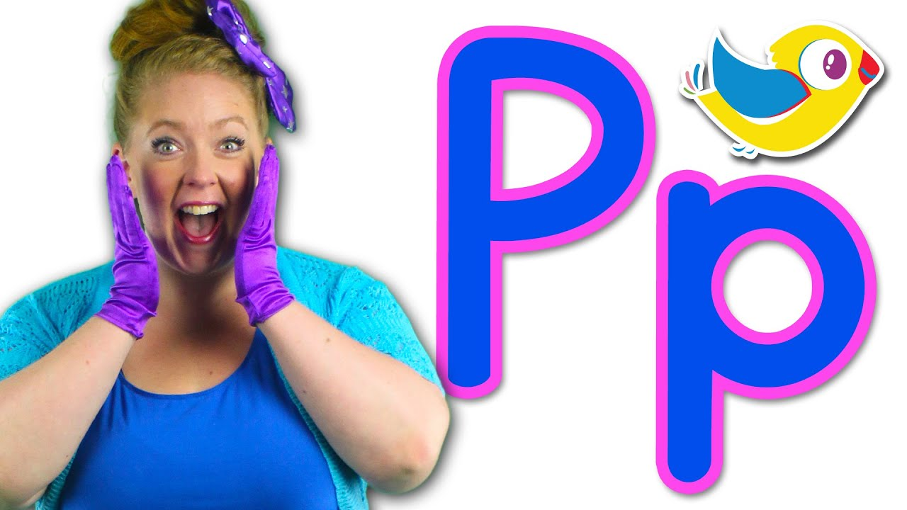 the letter p the letter p song learn the alphabet 25181 | maxresdefault
