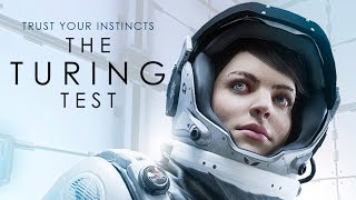 The Turing Test Gameplay - Chapter 1 [E01]