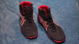 Asics SnapDown review for Boxing by BLS
