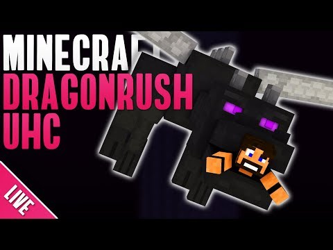 DRAGON RUSH UHC IN LIVE! - Tentativo #298734 [ITA]