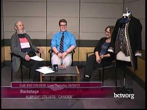 "Albright College ""Candide"" and PSU Berks ""Macbeth"" 10-25-17"