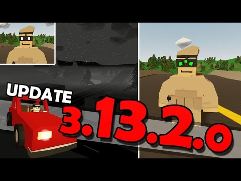 Unturned - UPDATE 3.13.2.0: Civilian Night Vision, Oficina com Categorias e Modo Horda