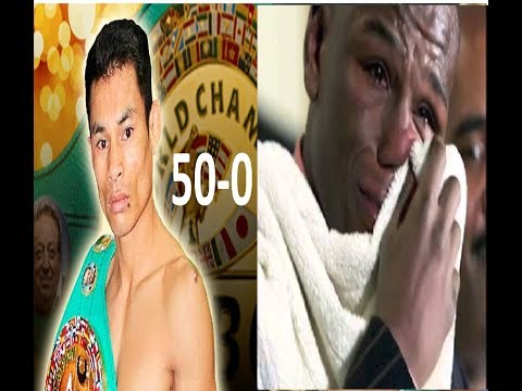 FLOYD MAYWEATHER FANS SAY MOONSRI EQUALLING THE 50-0 RECORD IS NOT VALID!!