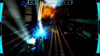 Cyberrunner Zero Gameplay .