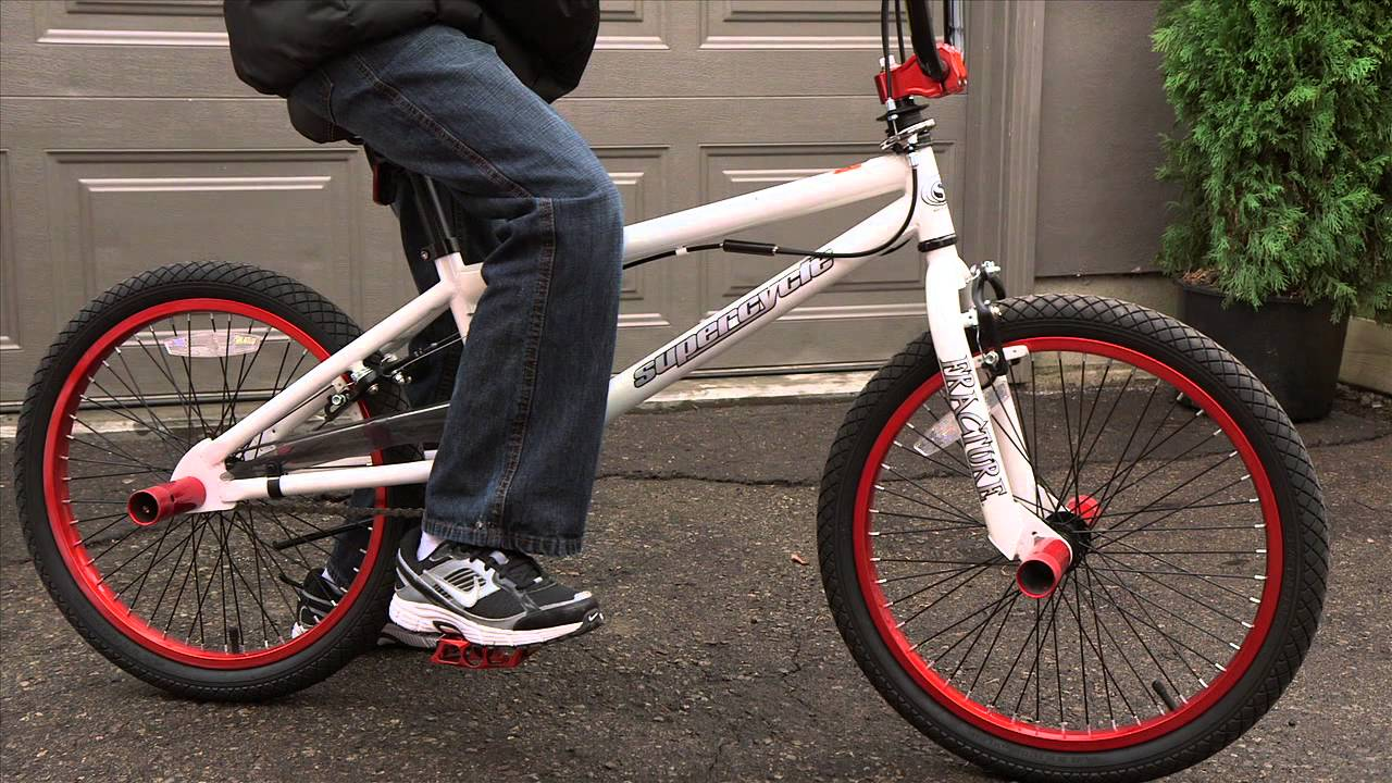 Choosing a bike size for your Child