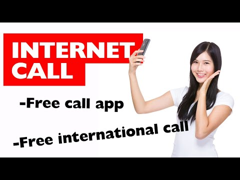 Free International Internet Call To Telephone Or Mobile Networks