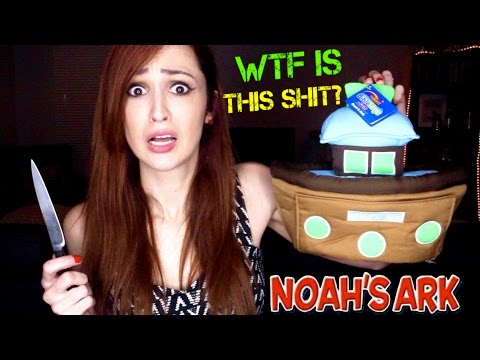 Unboxing Ridiculous Religious Gifts  (Fan Mail) #2