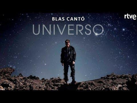 BLAS CANTÓ ESTRENA SU CANCIÓN 'UNIVERSO' | Eurovisión 2020